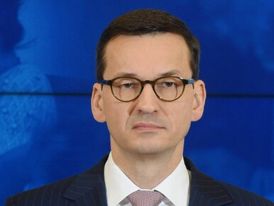 """Premier Morawiecki: """"Duma i Nowoczesność"""" powinna być zdelegalizowana"""