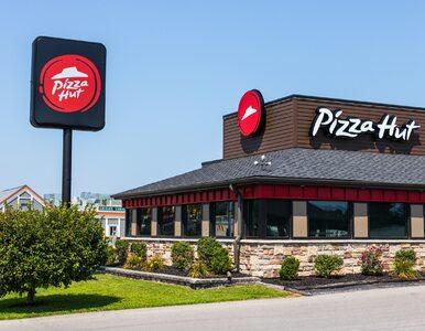 Kolejne wielkie bankructwo. Gigant franczyzy Pizza Hut ogłasza upadłość
