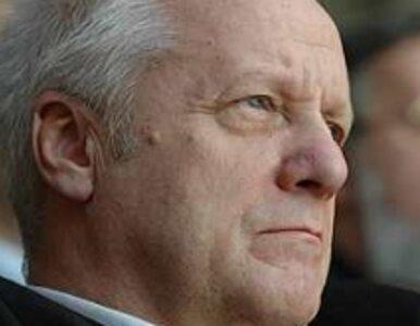 Niesiołowski: poparcie dla PO spada? Na szczęście wybory mamy za sobą