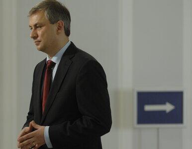 Napieralski o wystąpieniu premiera: agresja zamiast konkretów