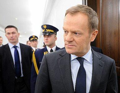 Francuska prasa ostro o Tusku: szantażuje i hamuje przyjęcie paktu...