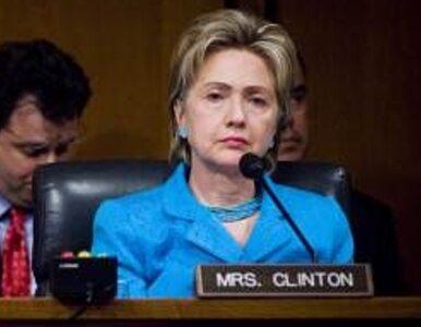 Clinton: Kadafi nie żyje, Libia wchodzi w nową erę