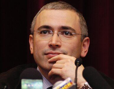 Wałęsa nagrodził Chodorkowskiego