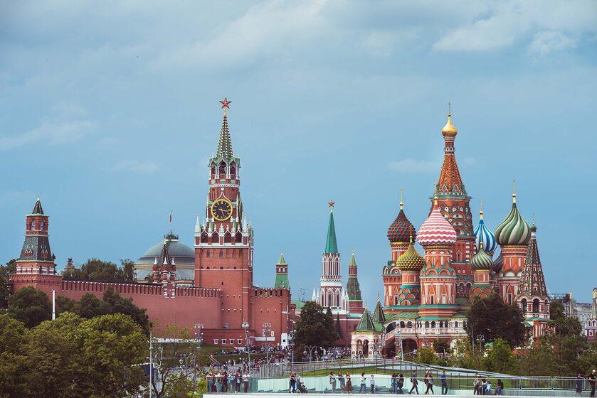 Moskwa, zdjęcie ilustracyjne