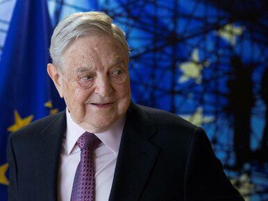 """Kontrowersyjny wybór """"Financial Times"""". George Soros człowiekiem roku"""