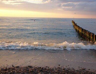 Morze wyrzuciło ciało mężczyzny