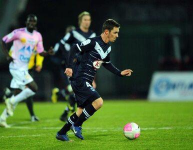 Liga francuska: gol Obraniaka, remis Bordeaux