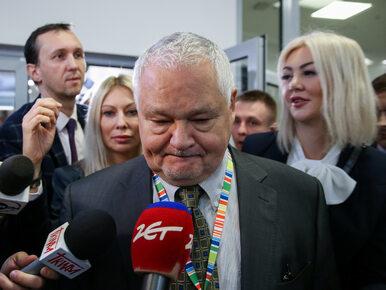 Senator PiS pyta Glapińskiego o zarobki jego współpracownic