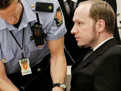 Breivik: Jestem traktowany w nieludzki sposób