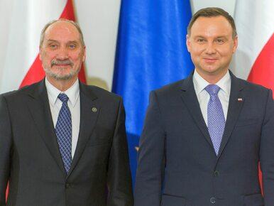 Premier przekonuje, że nie ma konfliktu między prezydentem a szefem MON