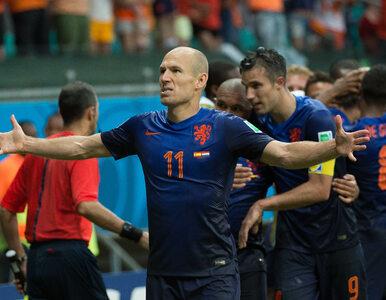 MŚ 2014: Co za mecz! Holandia rozstrzelała Hiszpanię!