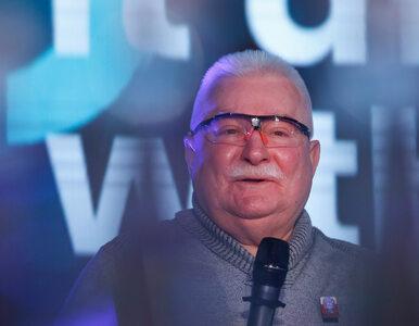 """Lech Wałęsa ujawnił, na kogo będzie głosował. """"Jego wielkość może mu..."""