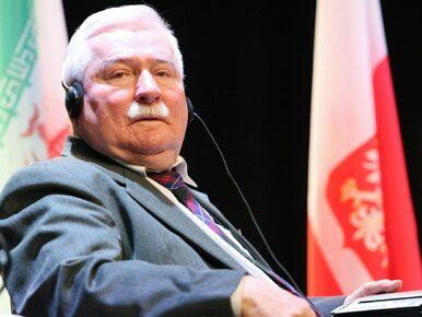 """Lech Wałęsa daje opozycji rady na wybory. """"Tylko w ten sposób można wygrać"""""""