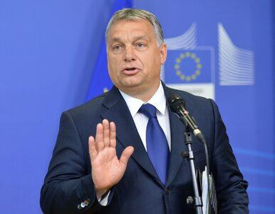 Orban odpowiada na groźby Erdogana: My bronimy naszej granicy w stu...