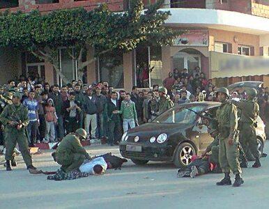 Palestyńczycy demonstrują na rzecz jedności narodowej