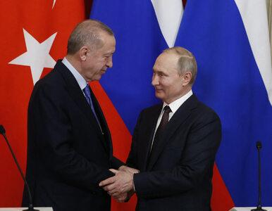 Turcja i Rosja ogłosiły zawieszenie broni w Syrii. Decyzja po spotkaniu...