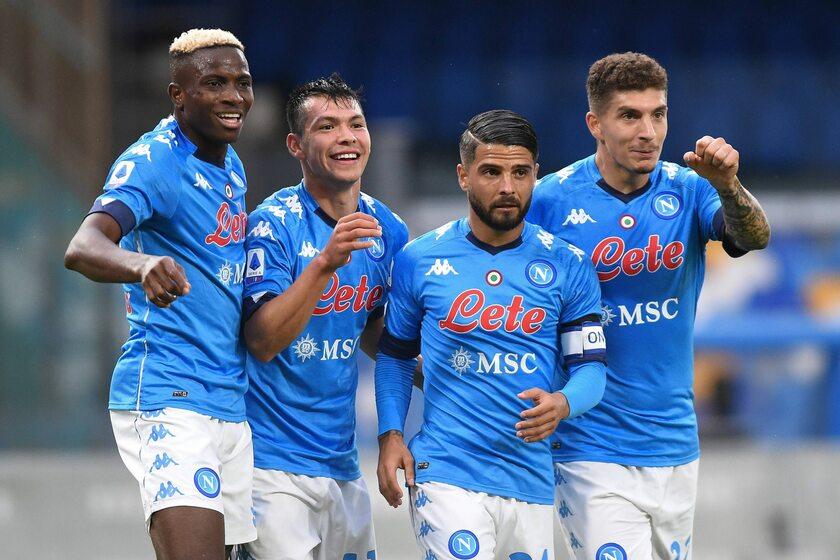 Gracze SSC Napoli