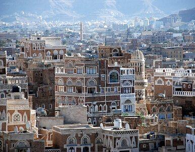 Wojskowy odrzutowiec rozbił się w Jemenie