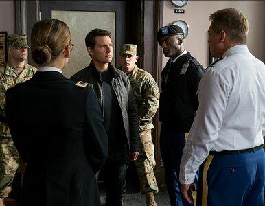 """""""Za niski"""" - tak podsumowano rezygnację z Toma Cruise'a. Jacka Reachera..."""