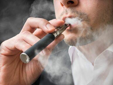 Korzystał z e-papierosa, ten wybuchł. 38-latek nie żyje