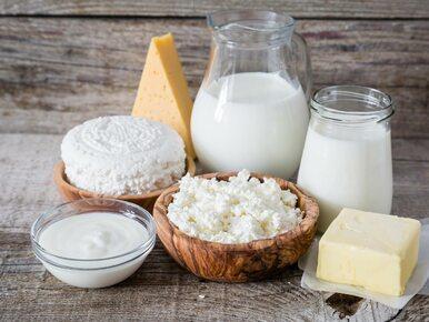 Naukowcy ostrzegają: Wykluczenie z diety produktów z laktozą może...