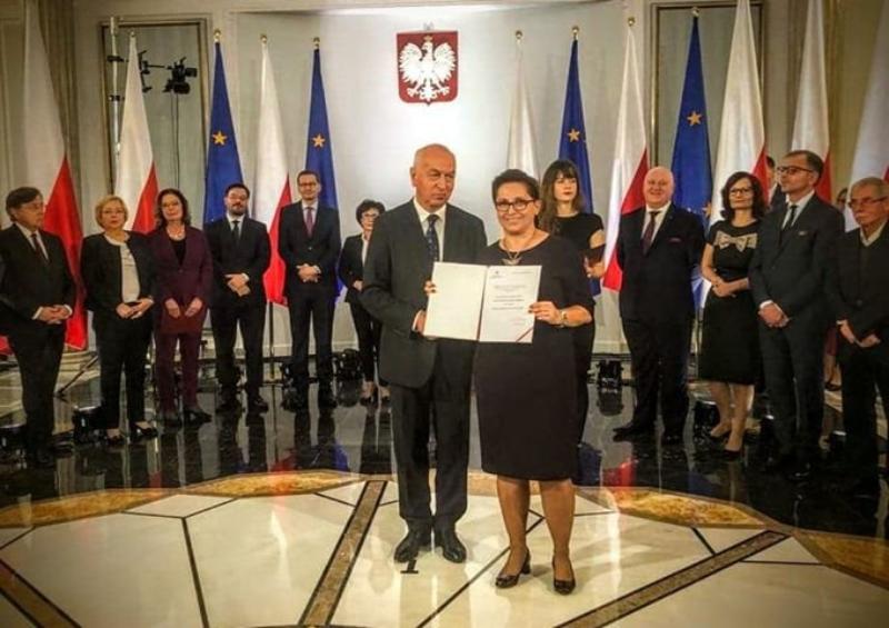 Krystyna Sibińska (KO)