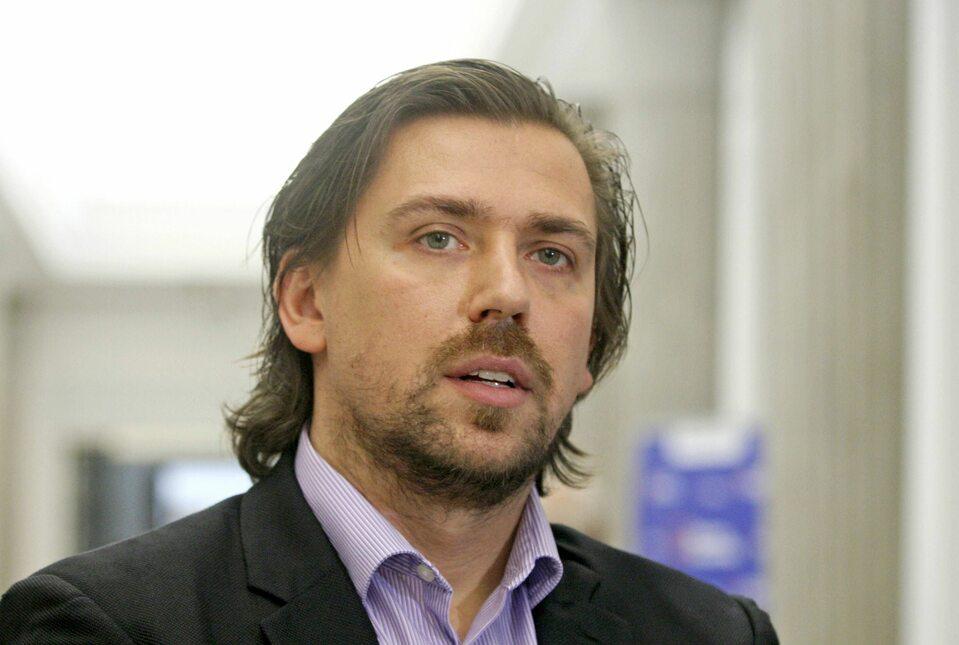 """Tomasz Kaczmarek, znany jako """"Agent Tomek"""""""