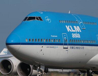 Samolotowa łazienka zamknięta z powodu koronawirusa. Pasażerowie mówią o...