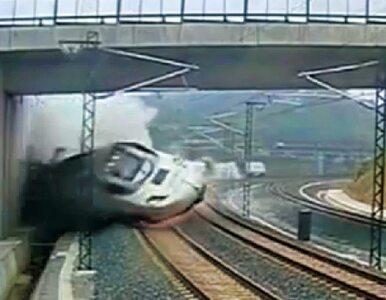 Katastrofa kolejowa w Hiszpanii. Liczba ofiar rośnie