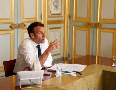 Brak solidarności krajów UE doprowadzi do poważnego kryzysu? Macron...