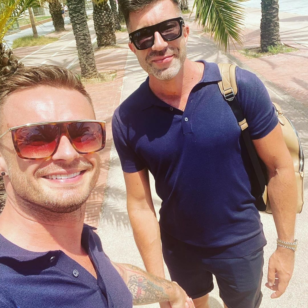 Leon van Nispen i Damian Antczak van Nispen