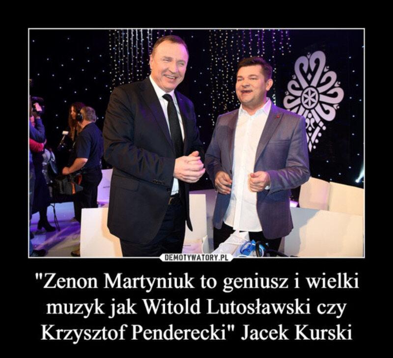 Memy z Jackiem Kurskim
