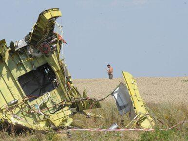 Nowe fakty w sprawie zestrzelenia samolotu nad Ukrainą. Wiadomo, do kogo...