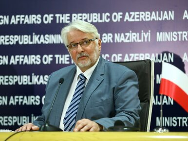 Minister Waszczykowski krytykuje ustawę autorstwa... PiS. Zarzuca jej...