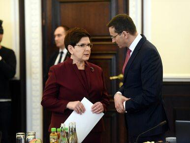 """Zagraniczne media o zmianie na stanowisku premiera w Polsce. """"Zwrot w..."""