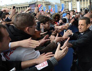 Sarkozy boi się, że jego wyborcy to złodzieje?