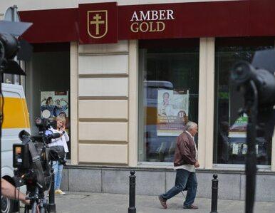 Klient złożył wniosek o upadłość Amber Gold