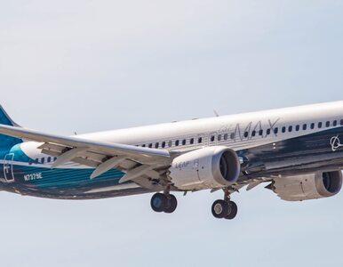 Szef Boeinga: Popełniliśmy błąd