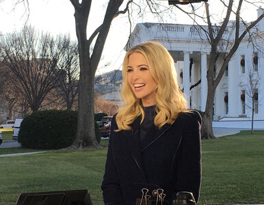 Skandal z udziałem córki prezydenta. Reklamowała... fasolę