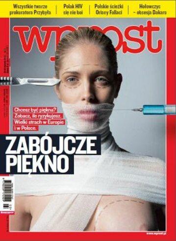 Okładka tygodnika Wprost nr 3/2012 (1509)