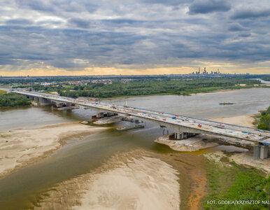Tak – z lotu ptaka na filmie – wygląda most na Południowej Obwodnicy...