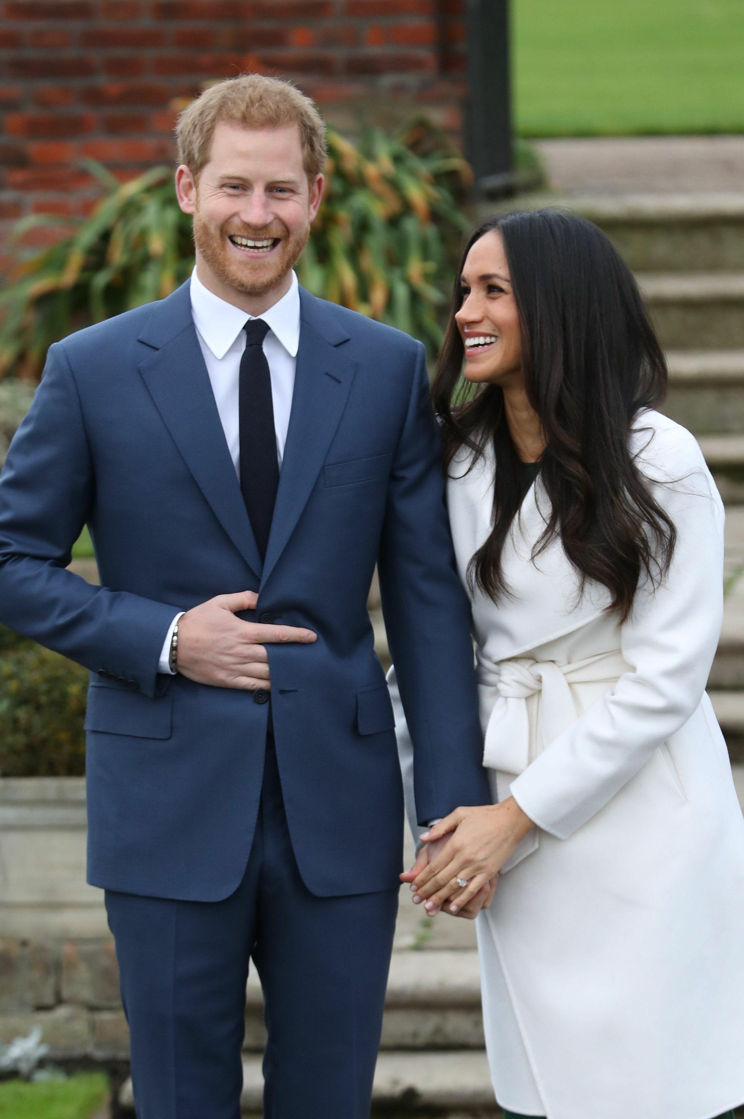 Książę Harry zaręczył się z Meghan Markle
