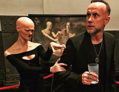 Modelka z rzadką chorobą genetyczną promowała album zespołu Behemot