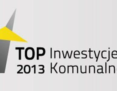 Top Inwestycje Komunalne 2013 w jedenastu polskich miastach
