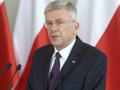 Karczewski: Był czas na debatę o ustawach nt. KRS i SN. Gdyby nie było...