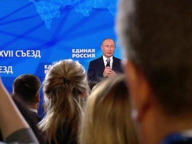Putin przedstawił swój program wyborczy. Zapowiada m.in. walkę z korupcją