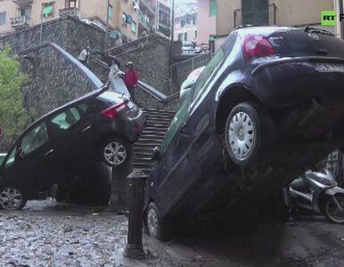 We Włoszech wylała rzeka. Zalane miasto, nie żyje 1 osoba