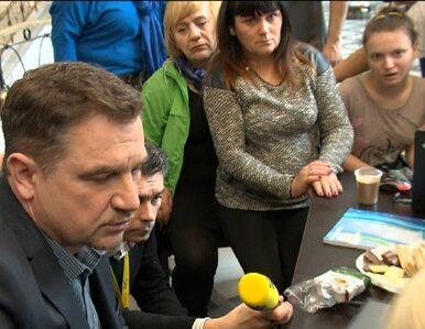 Duda do protestujących w Sejmie: Wyjdziecie stąd i nic nie będzie...