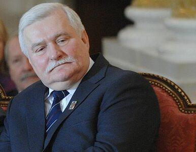 """Wałęsa i Kiszczak w jednym szpitalu. """"Nikt nie zna dnia i..."""
