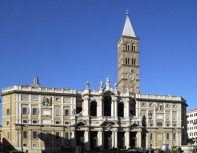 Napaść w bazylice w Rzymie. Ranny ksiądz i zakrystian